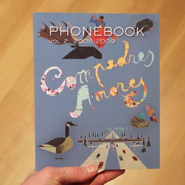 Phonebook Vol.2: 2008-2009
