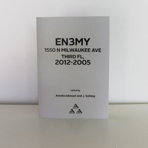 EN3MY: 1550 N Milwaukee Ave., Third Fl., 2012-2005